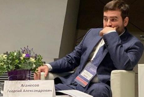 Аганесов Г. А. О ринопластике на 8-м Национальном Конгрессе по пластической хирургии и косметологии.